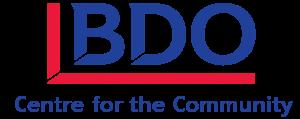 BDO centre logo