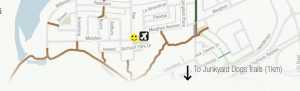 koko platz walking trail map