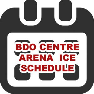 click to access the BDO Centre for the community schedule