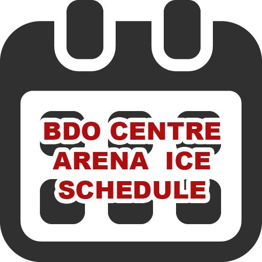 bdo centre ice schedule button