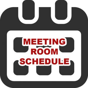 click for the meeting room schedules