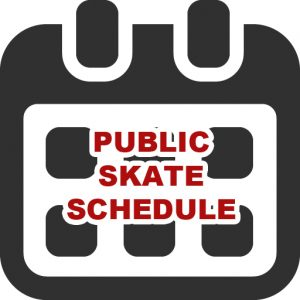 click for the public skating schedule