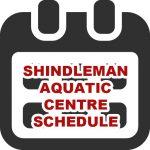 click for Shindleman Aquatic centre schedule