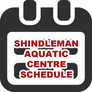 click for the shindleman aquatic centre schedule