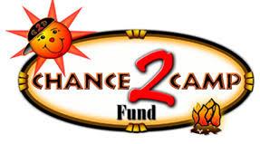 chance to camp logo