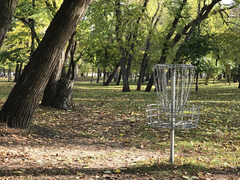 portage disc golf