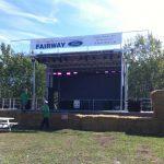 prra large stage picture concert set up