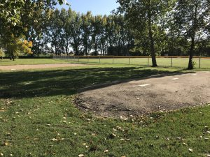 rotary republic park photo pitching mounds