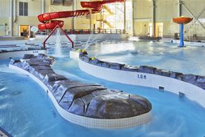 shindleman aquatic centre lazy river